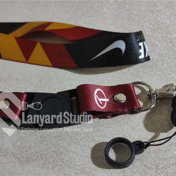 Jual Lanyard Pod Custom